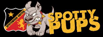 Spotty Pup logo
