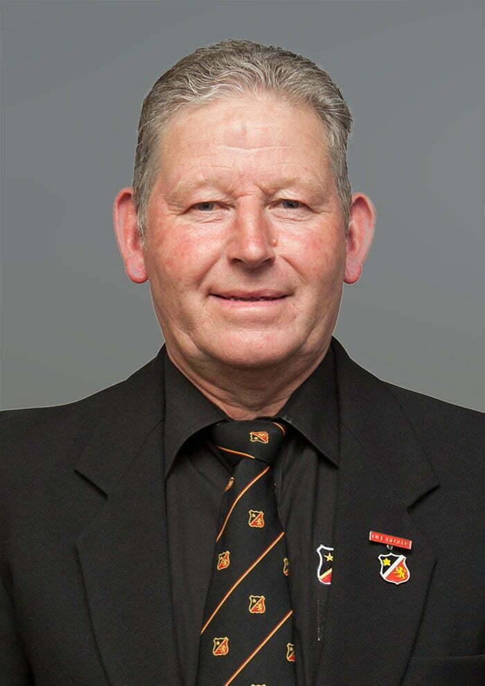 Trevor Manton