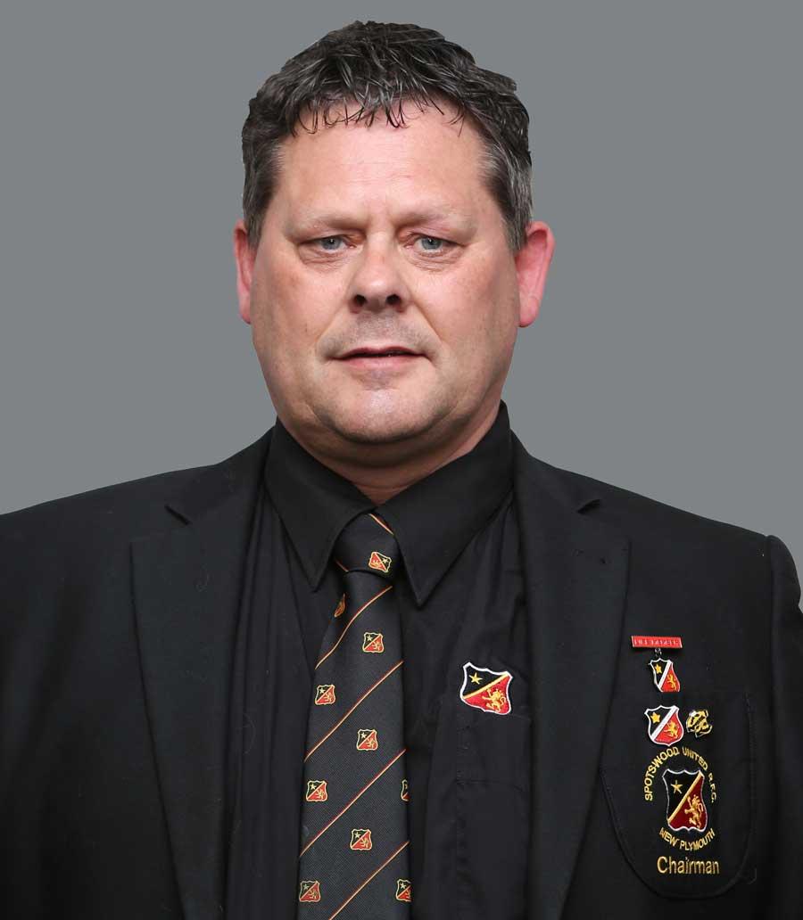 Tony Standen