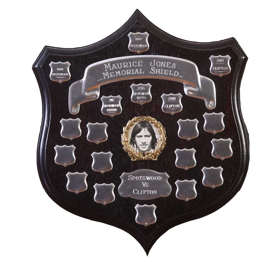 Maurice Jones Memorial Shield