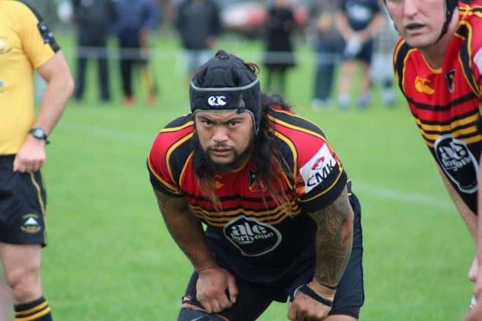 Sione Sifa - Spotswood United