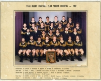 1987 - Senior Fourths
